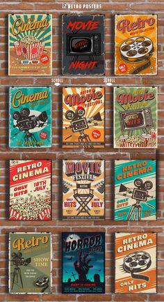 bauhaus art poster geometric retro art exhibition illustrated vintage poster 1930 s vintage poster germany exhibition Retro Graphic Design, Graphic Design Posters, Graphic Design Inspiration, Vintage Design Poster, Images Esthétiques, Cinema Posters, Vintage Typography, Retro Wallpaper, Retro Art