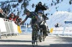 Nairo Quintana, wins at His UCI win after Dauphiné and Vuelta's stages last year Mountain Climbers, Road Racing, Cycling, Bicycle, Tours, World, Sports, Outdoor, Twitter