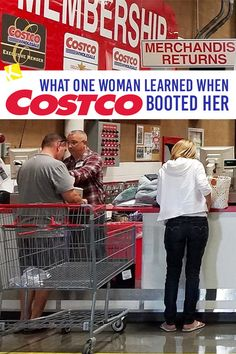 What One Woman Learned When Costco Booted Her - If you take advantage you might find out about the limits of Costco's generosity. One woman experienced this a few weeks back. Crock Pot Freezer, Healthy Freezer Meals, Make Ahead Meals, Freezer Recipes, Freezer Cooking, Cooking Tips, Costco Shopping List, Shopping Hacks, Grocery Lists