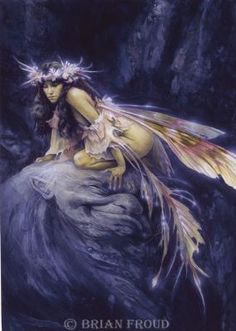 brian froud fairy images | Fairies World, Fairy & Fantasy Art Gallery - Brian Froud/Little Nell©