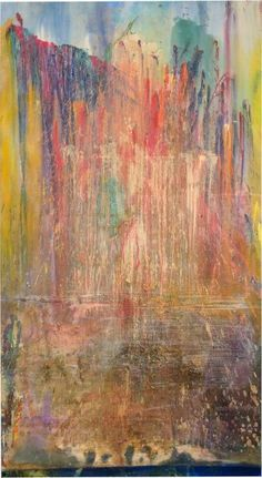 Frank Bowling, Ashton's Plunge, acrylic on canvas, x 165 cm Mineralogy, Royal College Of Art, Inspirational Artwork, Portrait Art, Artist At Work, Bowling, Abstract Art, Abstract Paintings, Painting & Drawing