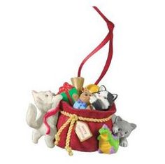 2013 Mischievous Kittens 15th Anniversary #Hallmark #Keepsake #Ornament