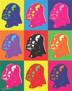 Site publica imagens de Star Wars misturando-se com arte clássica | Notícias | Filmow