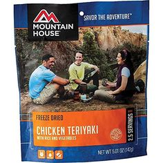 Camp Kitchen - Mountain House Chicken Teriyaki With Rice * Check out the image by visiting the link.