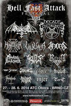 Festiva Festivals, Tours, Metal