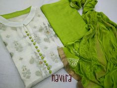 Churidar neck designs have gained huge popularity in recent times. The modern Indian women have become sophisticated and educated being. Chudidhar Designs, Chudidhar Neck Designs, Salwar Neck Designs, Neck Designs For Suits, Kurta Neck Design, Neckline Designs, Dress Neck Designs, Kurta Designs Women, Blouse Designs