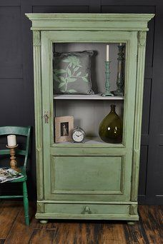 Sold Items | Furniture Shop | The Treasure Trove | Shabby Chic Furniture.  CupboardsGlass Front CabinetsLinen ...