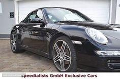 Porsche Porsche 997 Cabrio Werks S Look incl. Garantie Unfallfrei/Deutsche Ausführung