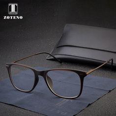 1fdfb60a211 Universe of goods - Buy Men Glasses Frame Brand Designer Vintage Retro  Transparent Optical Myopia Computer Prescription Glasses Frames for only USD .