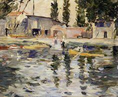 nataliakoptseva:  Berthe Morisot