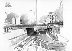 Urban Sketchers: Spain