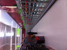 Navigation, freezer aisle