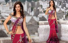 Beautiful Bridal Party Wears Sarees & Lehenga Latest Collection Click here Fancy Salwar Kameez Here are all stylish and new Amerindian obser...