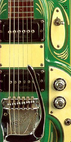 The Strawberry Alarm Clock's marvelous custom Mosrite guitars | Dangerous Minds