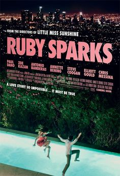 Ruby Sparks. Want to seeeeee!