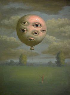 Creepy Art, Weird Art, Arte Horror, Horror Art, Arte Lowbrow, Arte Peculiar, Arte Obscura, Arte Sketchbook, Funky Art