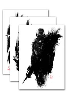 Image of Three A3 Prints of Your Choice for £29.99