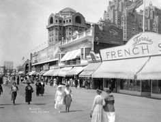 Viewliner Ltd.: Atlantic City, New Jersey - 1920's Boardwalk Advertising
