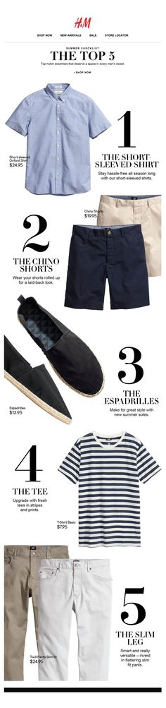 H&M menswear wish list email Email Newsletter Design, Email Newsletters, Email Design, Email Layout, Web Design, Layout Template, Templates, Website Template, Ecommerce