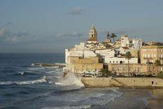 Sitges, España. Foto: iStock