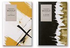 Virgina Woolf book cover design by Pentagram Virginia Woolf, Book Cover Design, Book Design, Penguin Modern Classics, Best Book Covers, Branding, Painted Books, Communication Art, Print Packaging