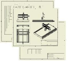 CNC router Plans are a great starting point for anyone wanting to build a CNC router