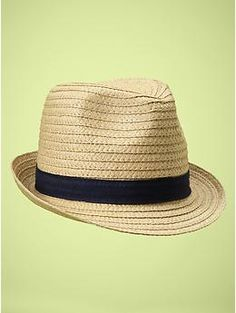 I so hope Owen will wear a hat this summer. He was so dapper in his straw fedora last year.