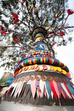 Full-cycle Tree - Kommetjie Environmental Action Group Opposite Prestwich Memorial, corner of Buitengracht and Somerset Road Outdoor Art, Afrikaans, Design Thinking, Somerset, Cape Town, South Africa, Corner, Action, Memories