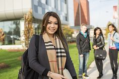 Why at University of Waterloo Stratford Campus? Global Business, University, Digital, Fashion, Moda, Fashion Styles, Fashion Illustrations, Community College, Colleges