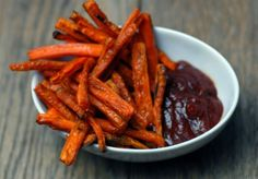Oven Baked Carrot Fries | Tasty Kitchen: A Happy Recipe Community!