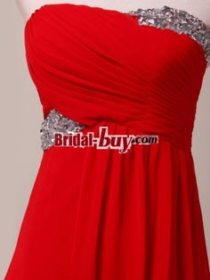 Affordable prom dress prom dress red, long dress