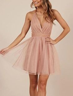 Custom Made Trendy Homecoming Dress Backless, Homecoming Dress Short, Homecoming Dress A-Line, Blush Homecoming Dress Customers Need To Know : All of our prom dresses are not Simple Short Dresses, Dresses Short, Hoco Dresses, Short Mini Dress, Dresses For Teens, Sexy Dresses, Evening Dresses, Elegant Dresses, Mini Dresses