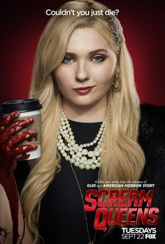 Abigail Breslin   Chanel #5   Scream Queens premieres Tuesday, Sept. 22 on FOX!  Check out the latest buzz on http://www.fox.com/scream-queens