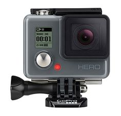 GoPro HERO video camera. There's been talk of leaving this up near Lucas (officiant) to record the whole ceremony... then we would hand it off to friends and family to record whatever they wanted.