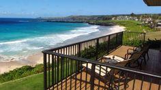 Kapalua Bay Villas Vacation Rental - VRBO 303738 - 2 BR Kapalua Villa in HI, Beachfront Beauty! 180* Ocean Views! Designer Upgrades!