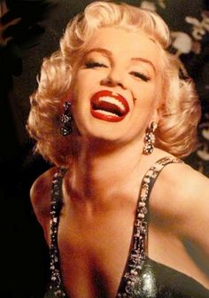 """I don't mind making jokes, but I don't want to look like one.""   ― Marilyn Monroe"