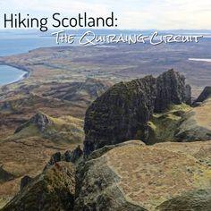 Hiking the Quiraing Circuit on the Isle of Skye