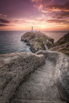 South Stack, Anglesey | by Mark Carline