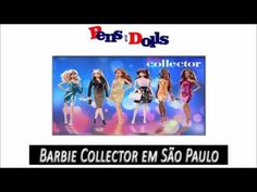 #BarbieCollectorSãoPaulo #BarbieCollector