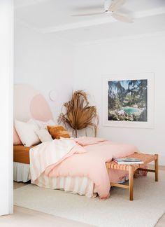 Home Bedroom, Bedroom Wall, Bedroom Ideas, Cottage Bedrooms, Modern Bedroom, Bohemian Bedrooms, Master Bedroom, Bedroom Colors, Bedroom Classic