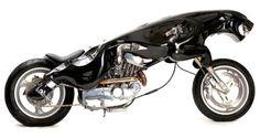 Jaguar Motorcycle The Ten Weirdest Motorcycles Ever Made