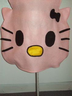 Kitty Felt Costume For Pretend Play/Dress by TeenyTinyTailorShop, $27.00