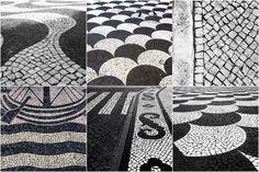 Calçada portuguesa em Lisboa, sim ou não?   P3