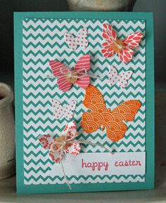 a•muse|studio easter cards by sczarnecki - Cards and Paper Crafts at Splitcoaststampers