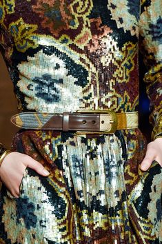 Etro at Milan Fall 2015 (Details)