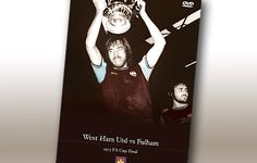 Do you want to relive the glory days of your team as if you were there?  Then look no further than this DVD - worthy of any Fulham fan! Simply pick the FA Cup Final DVD and immerse yourself in the whole game. Enjoy watching your favourite FA Cup Final scorers from the past shine in this classic match #fulham #fulhamfc #fulhamfcgifts #footballgifts #football #giftsforhim #giftsforteens #cottagers