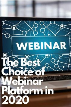 There are plenty of contenders for the title of best webinar platform but we have selected just 5 that we believe will help you decide according to your needs: Webinar Jam Big Marker Crowdcast Zoom Vida loca Business Tips, Online Business, Content Marketing, Digital Marketing, Tech Blogs, App Development Companies, Growing Your Business, Educational Technology, Marker