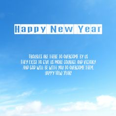 Wishing You a Happy New Year 2017