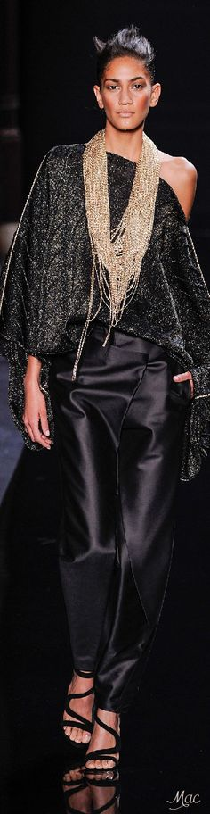 Spring 2015 Couture Loris Azzaro