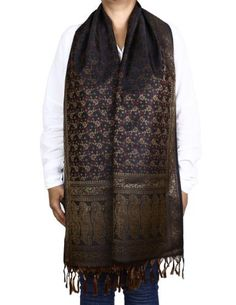 Long Scarf Women Rayon Viscose Fashion Accessory Clothing Indian ShalinIndia, http://www.amazon.co.uk/dp/B00ELCAQ1G/ref=cm_sw_r_pi_dp_R7Rksb0BMHWV7